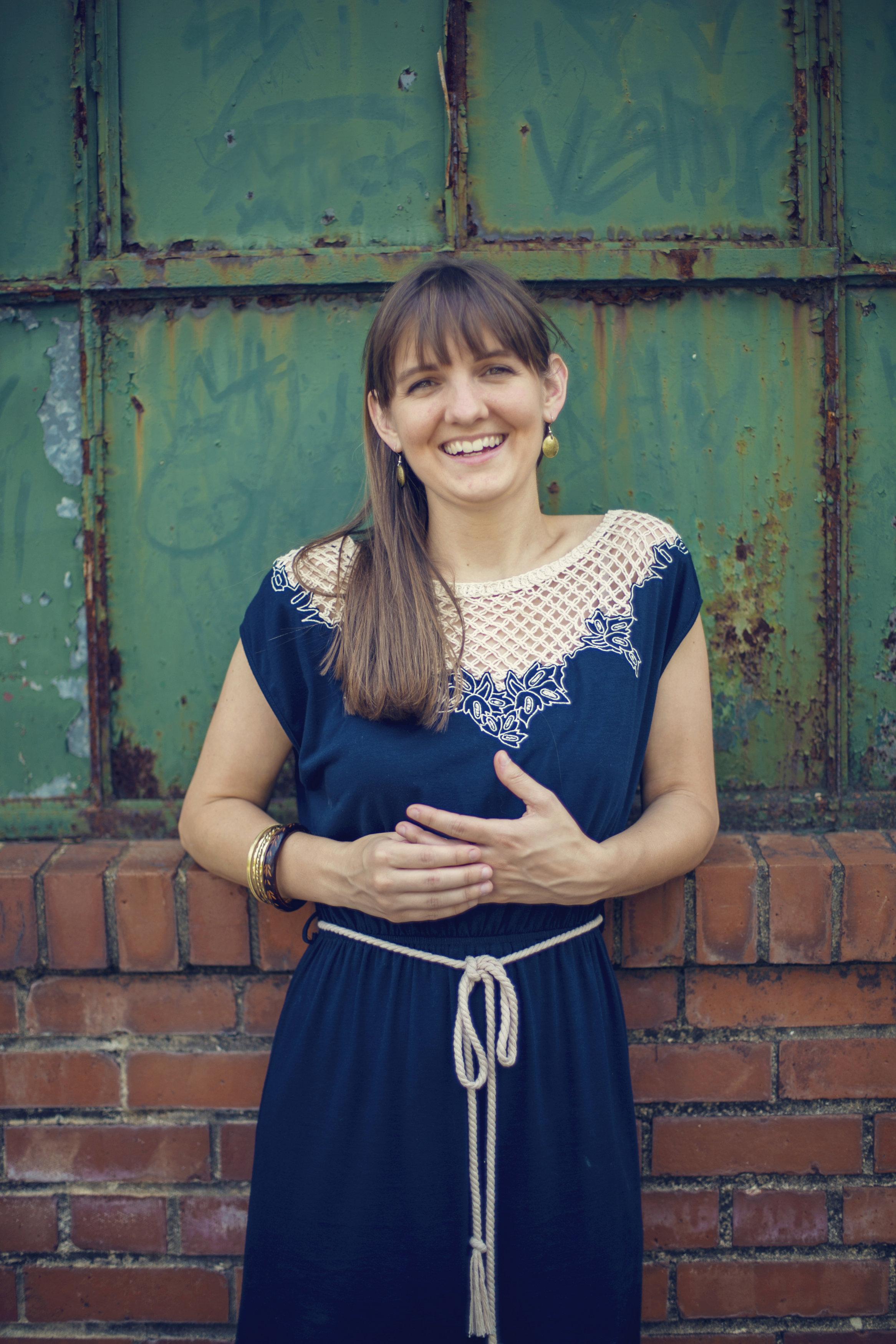Rachel Hebert, singer/songwriter