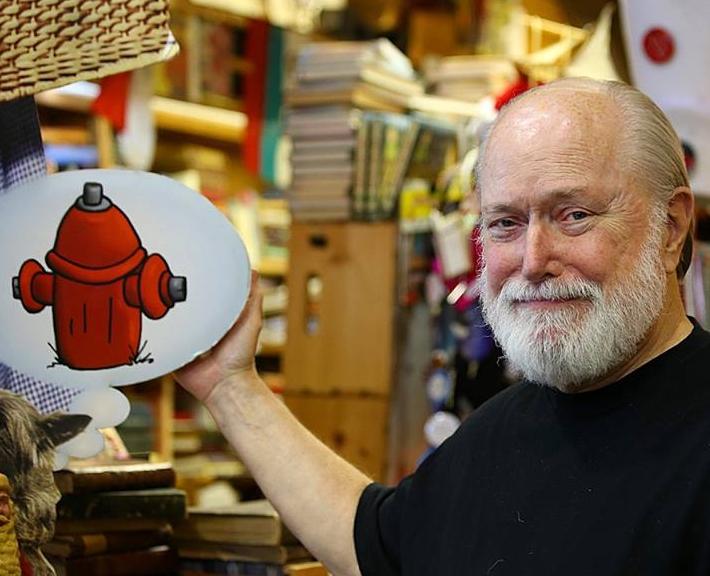 Jim Reed, writer