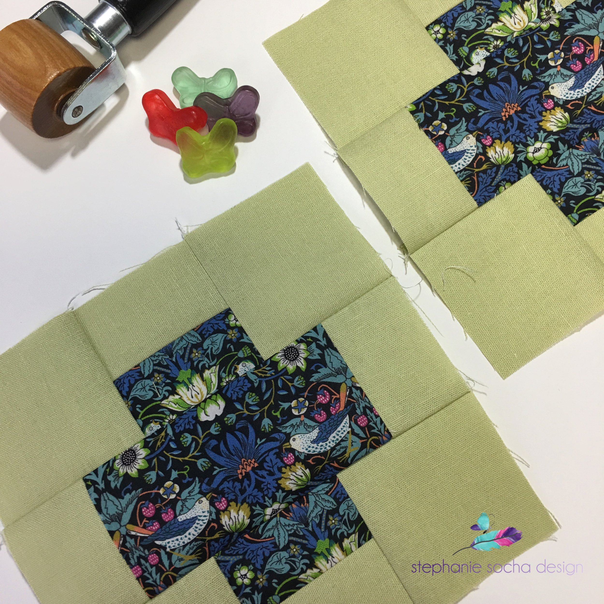 quilt blocks from butterfly quilt