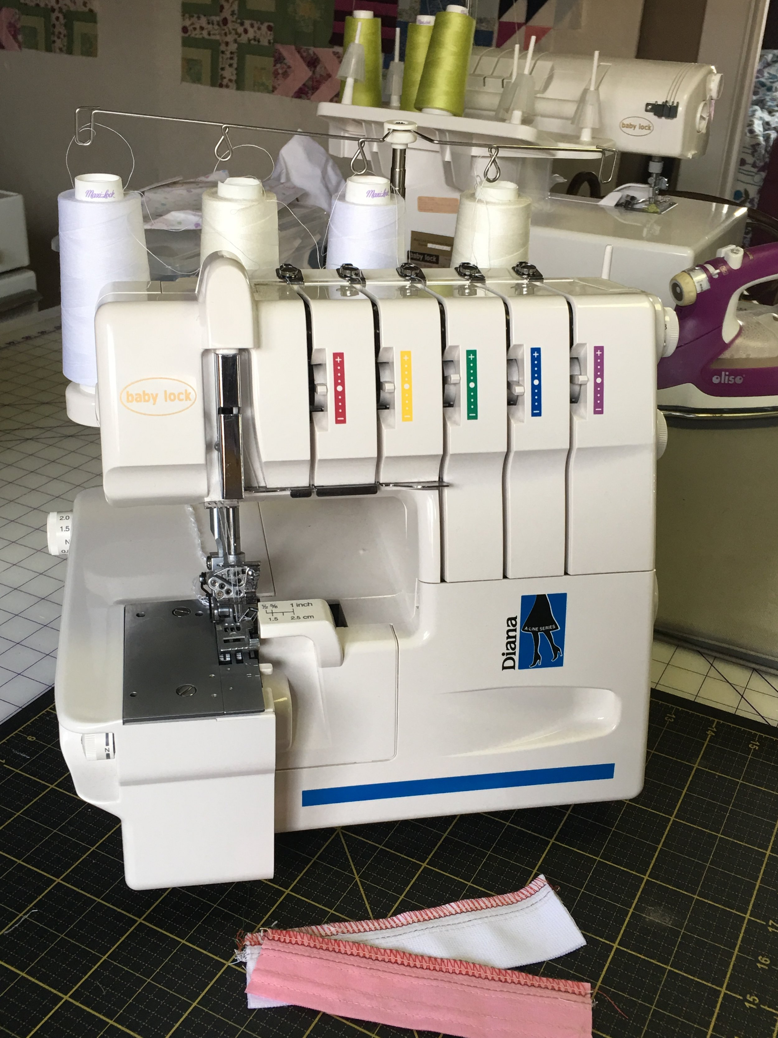 Babylock Diana Serger/Coverstitch Combination