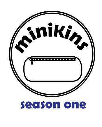 Sew Sweetness bundle of minikins 1 patterns