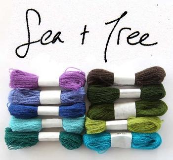 Wool Crewel Thread: Kristin Nicholas