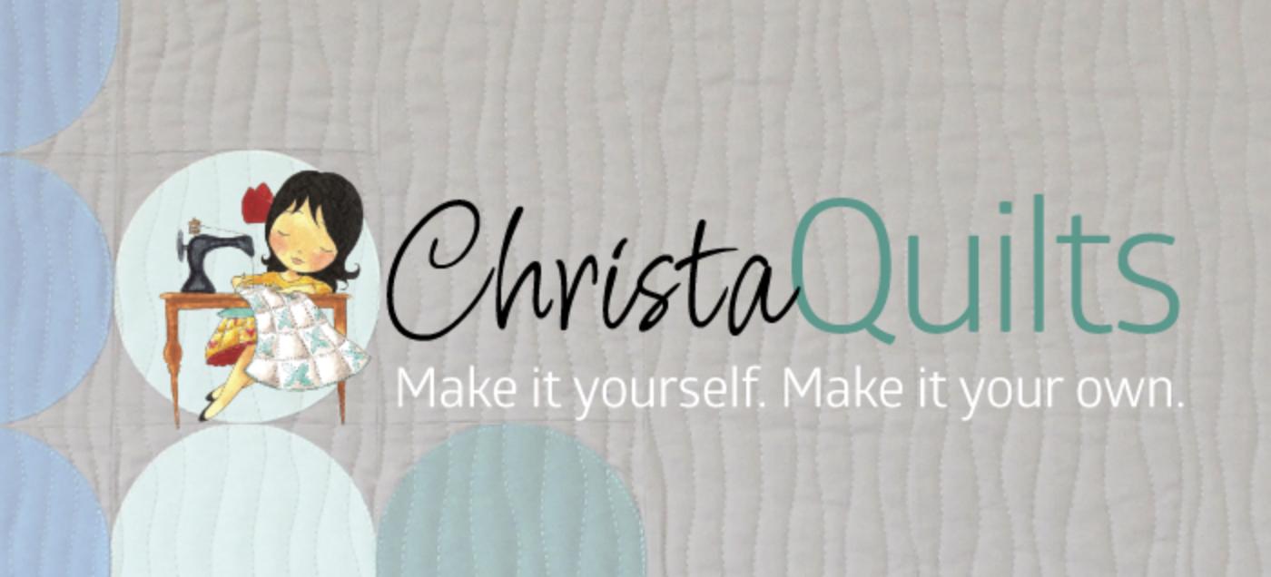 Click for Christa's webiste, blog and shop