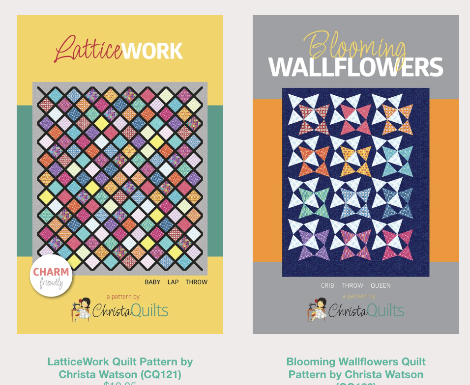 Click for Christa's patterns in her shop