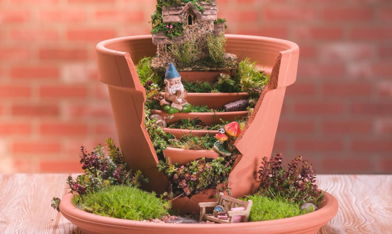 Bluprint: Build a Fairy Garden (click photo for link) Not sponsored