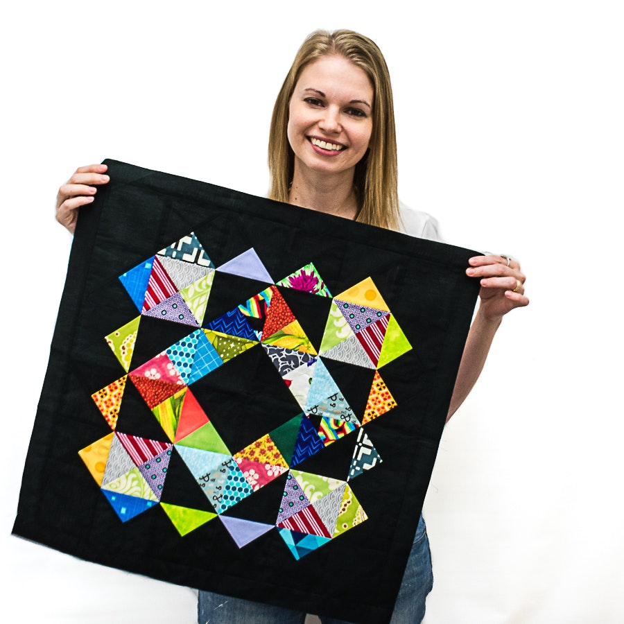Leah's Quilting Friends Club