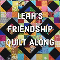 Join the 2019 Quilt a long: plus there are video tutorials on each of the blocks!