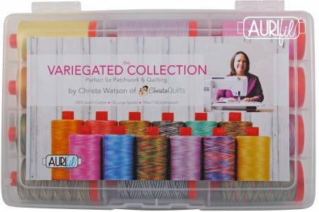 Christa has more thread collections in her online shop. Click photo for link