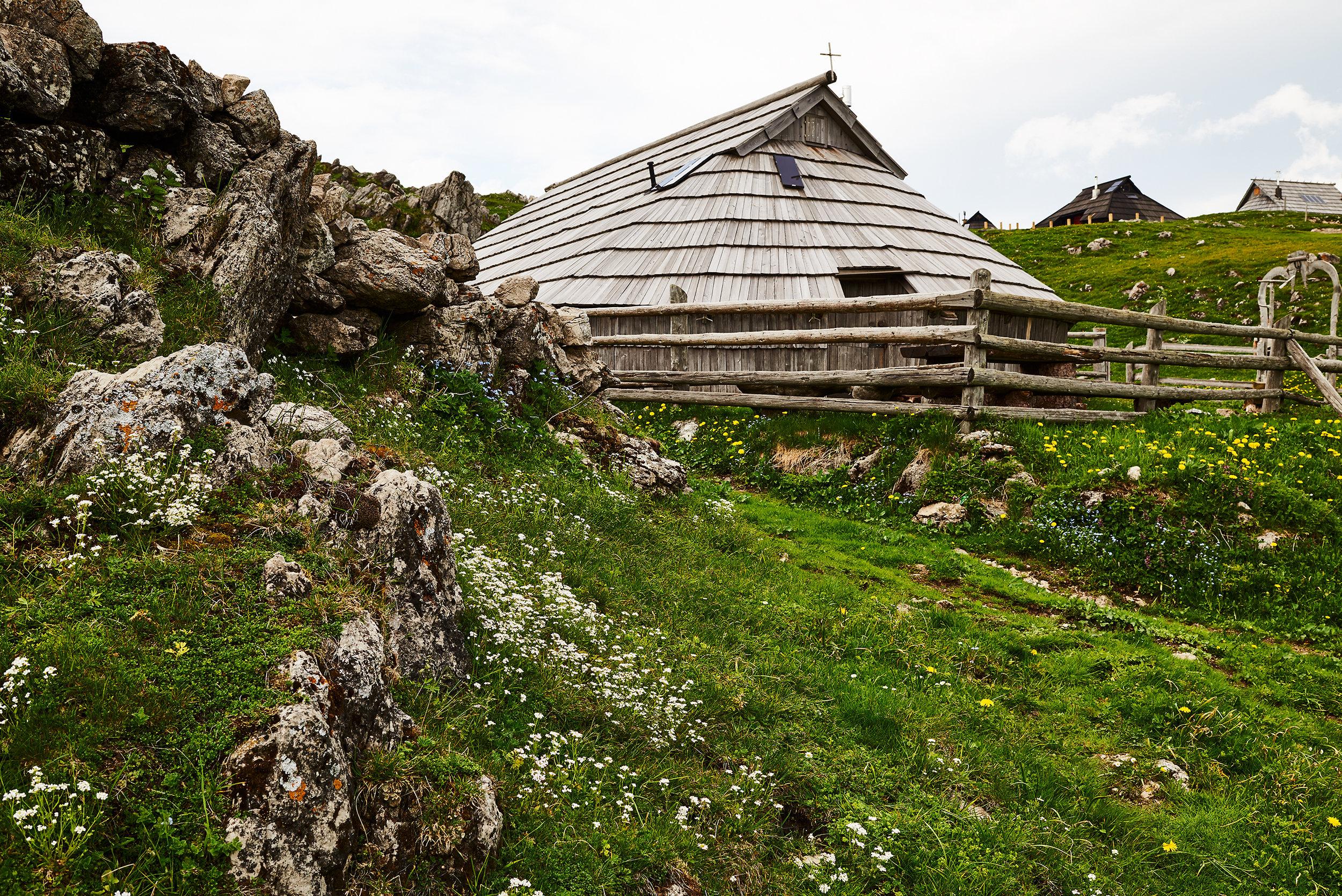Sheppard's Huts