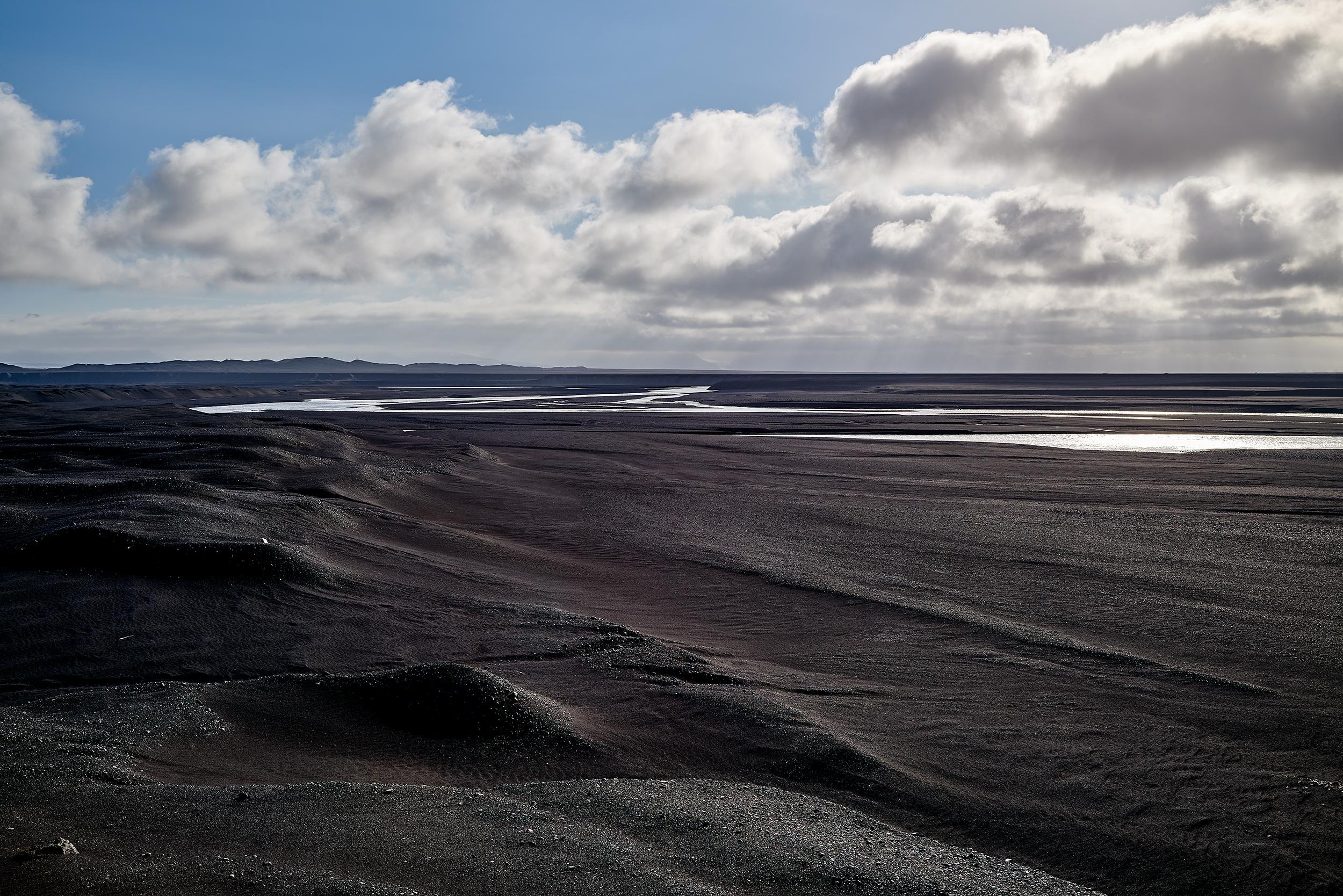 Black Ash Riverbed