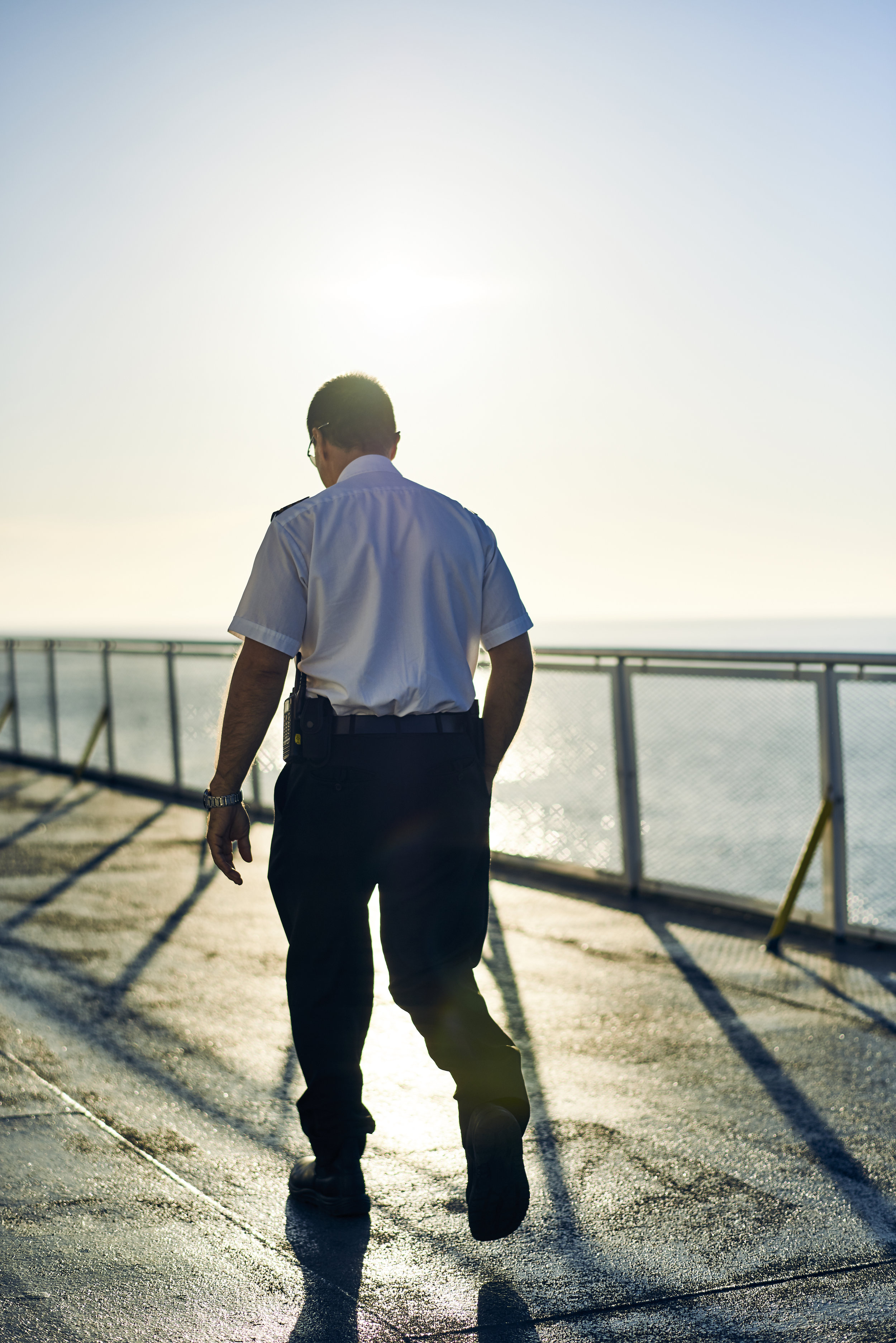 BC Ferries Officer