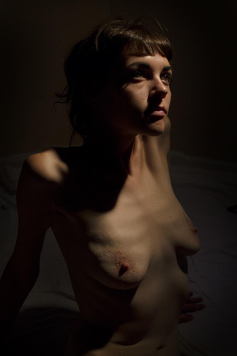 Nicole in Shadows