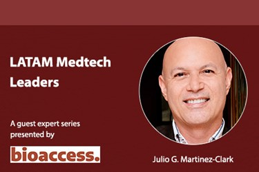 Click here to read Julio Martinez-Clark's column on Med Device Online
