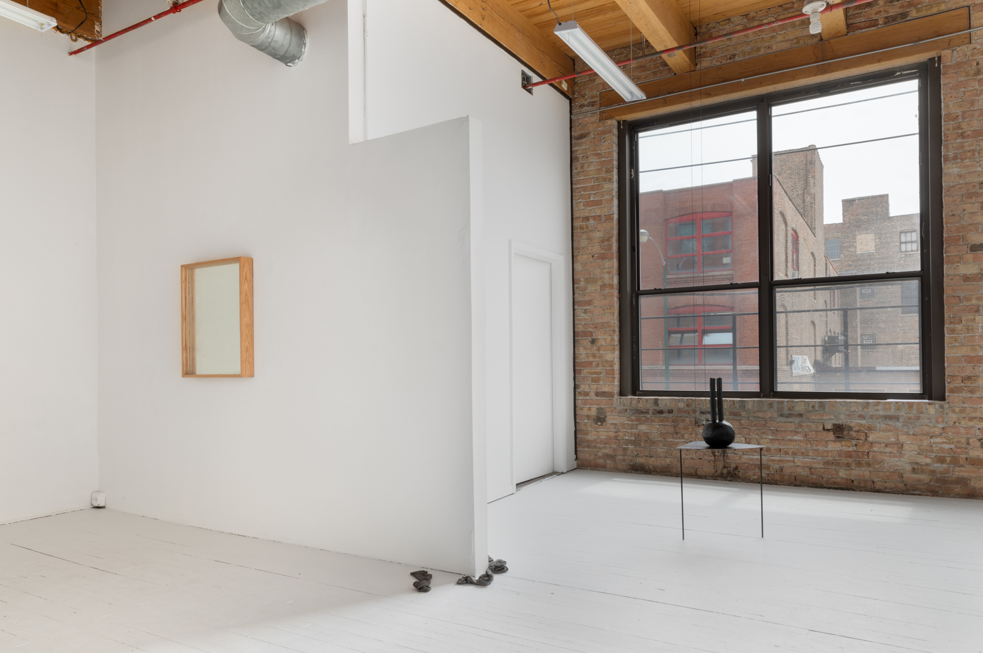 Soo Shin, Install view of 'A Collection of Tears 2012-Present' at Bar 4000 Gallery, 2019  (Photo credit Bar4000/Evan Jenkins)