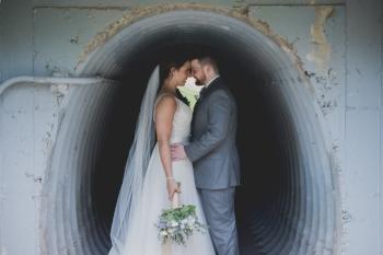 Eric & Melinda's Wedding Day//6-24-16