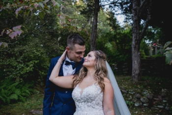 Cory & Bailey's Wedding Day//9-15-17