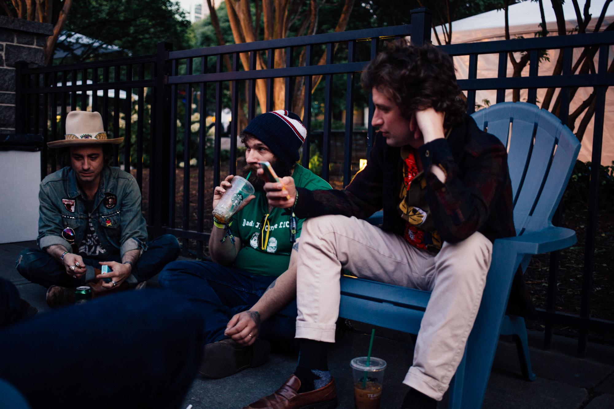 Ricky Ray Jackson, Dennis Ryan + Ian O'neill