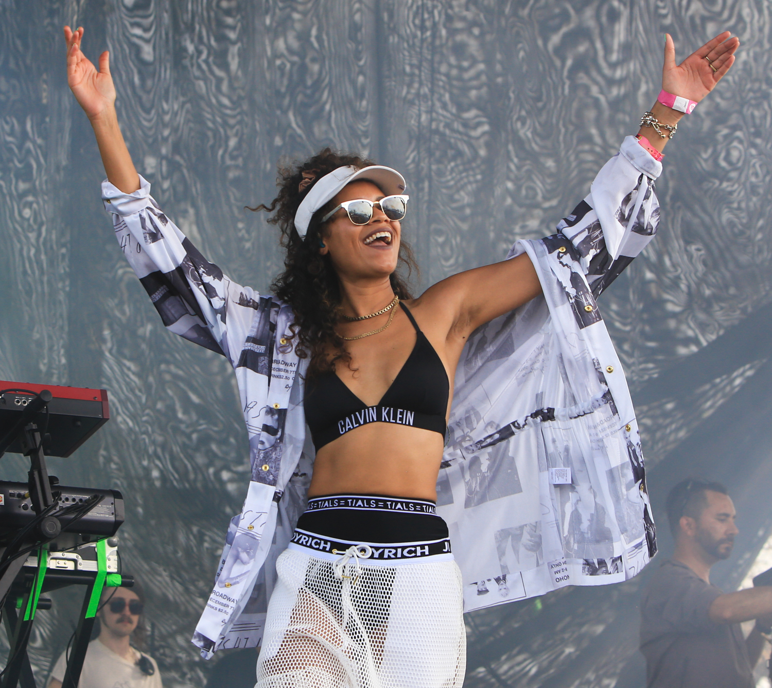 AlunaGeorge performs at the Spotify House @SXSW2016 photo: Anna Webber/Gettyimages for Spotify