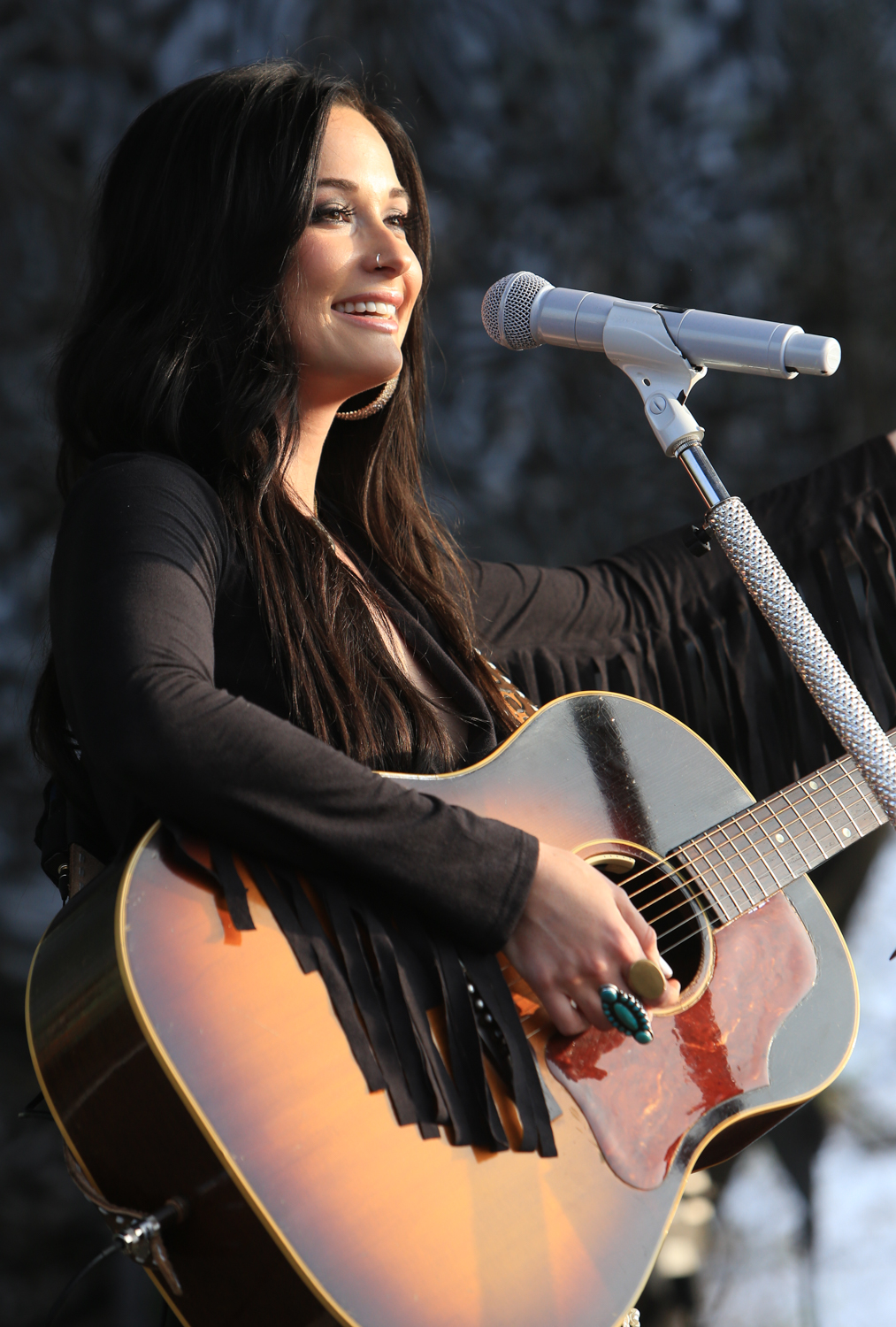 Kacey Musgraves performs  at the Spotify House @SXSW2016 photo: Anna Webber/Gettyimages for Spotify