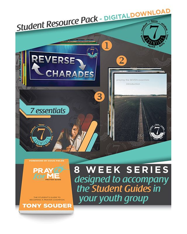 For the Spring season, you may be looking for a new series for your students! Our 8 week series on becoming a prayer champion is available on our website for download and comes with everything you'll need for a successful series! #PrayforMeCampaign  http://www.prayformecampaign.com/youthleader