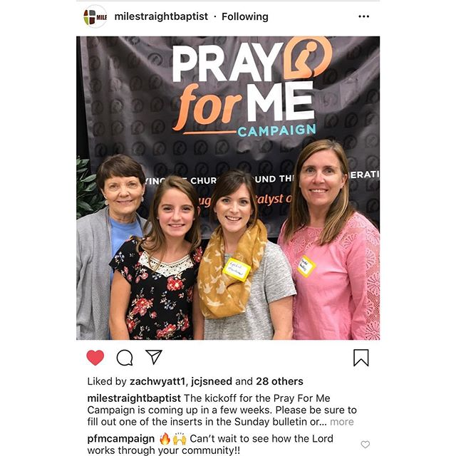 Learn how to launch a program that connects generations and strengthens the foundation of your #church! Link in bio!  #intergenerationalrelationships #prayformecampaign #prayer