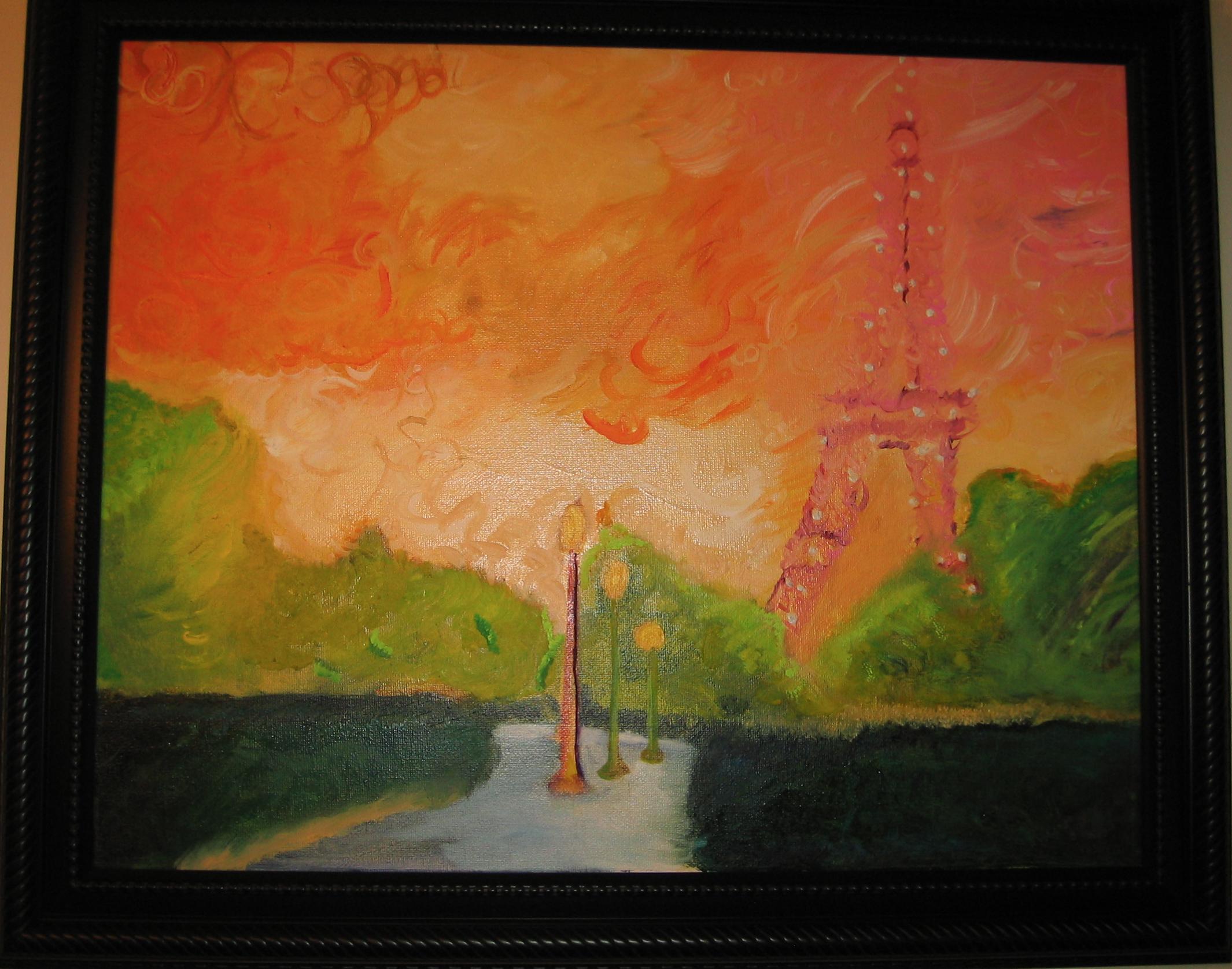 """""""I Love Paris"""""""