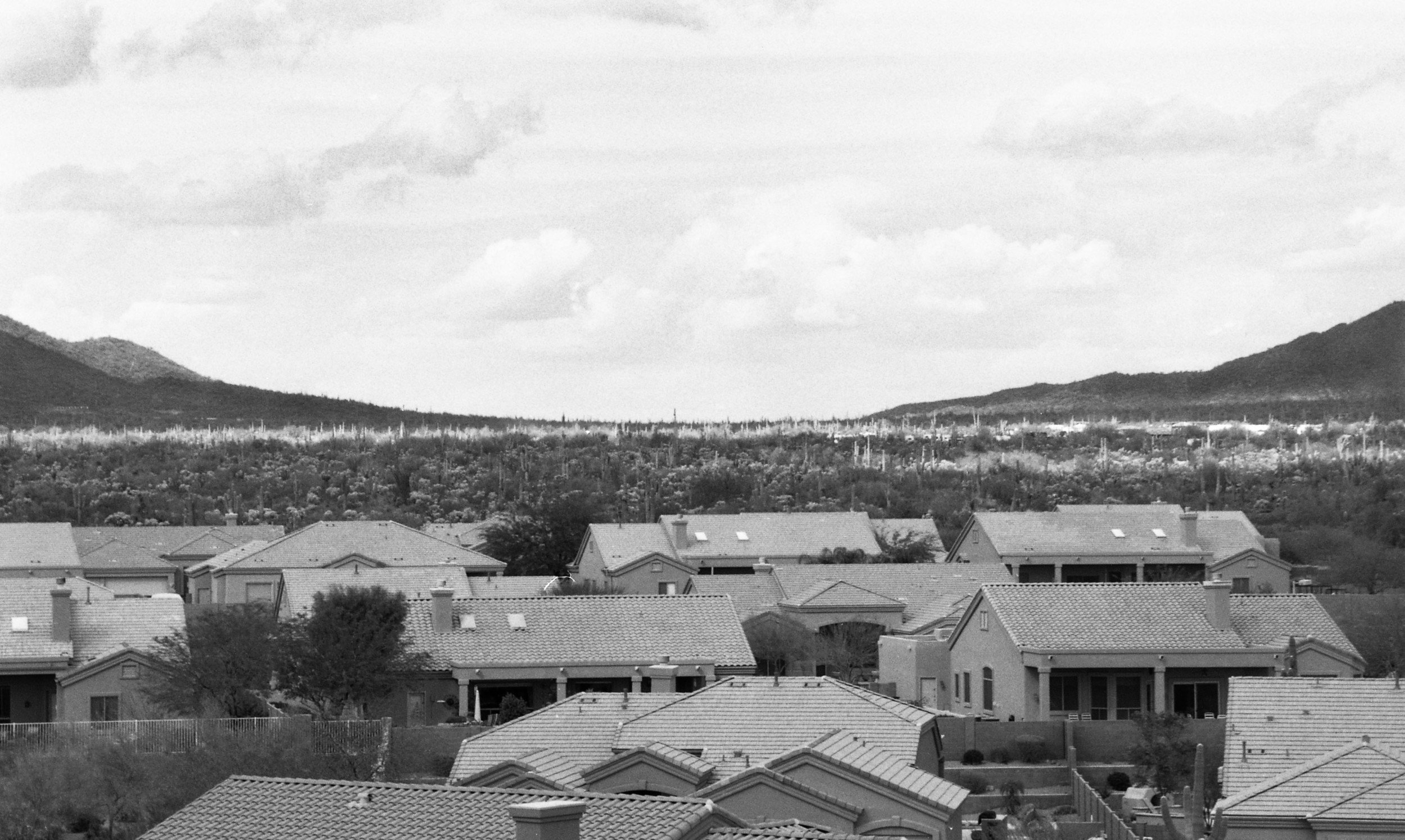 House Valley   Gelatin Silver Print © 2009, Gina DeGideo
