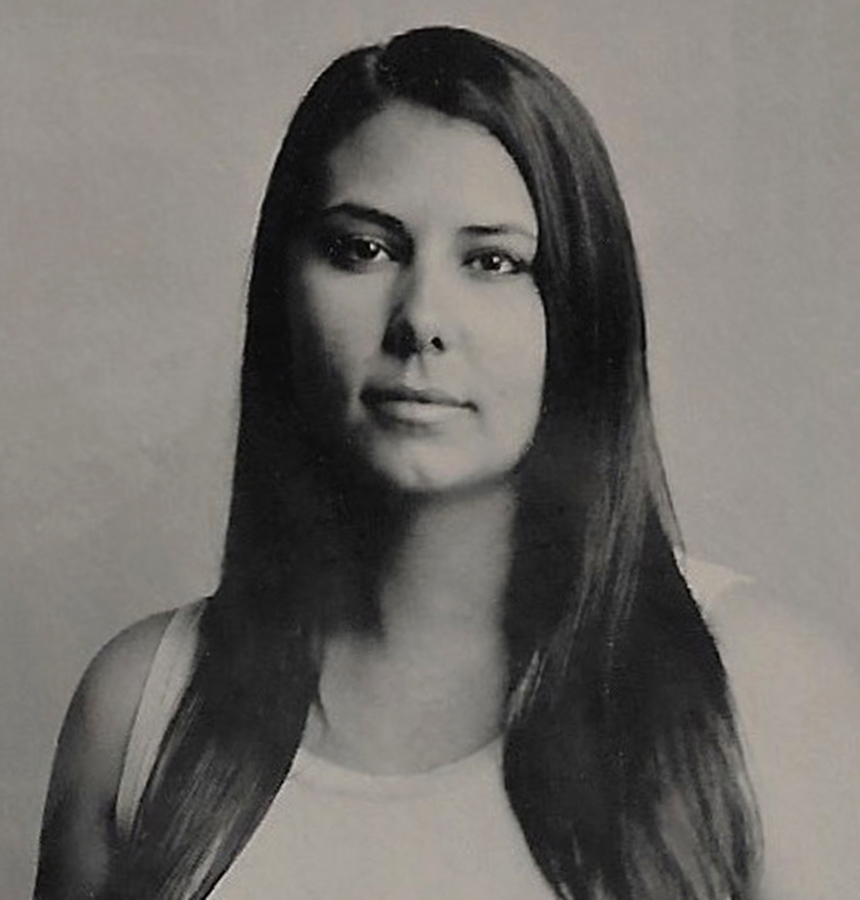 Tintype of Gina DeGideo by Fernando Villavicencio