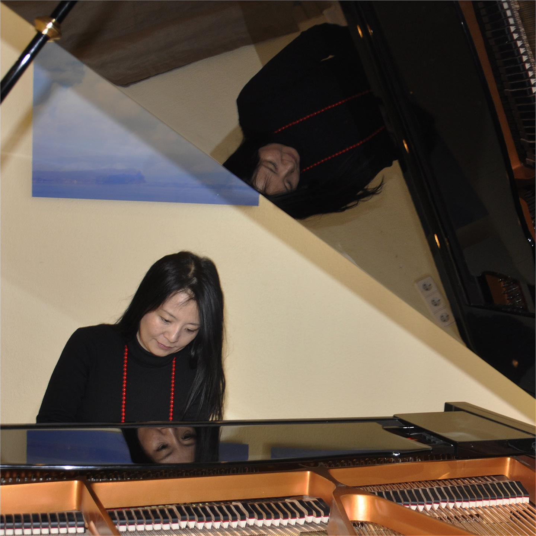 "Naomi Maki Rehearsal in Moscow, 2012   24"" x 24"""