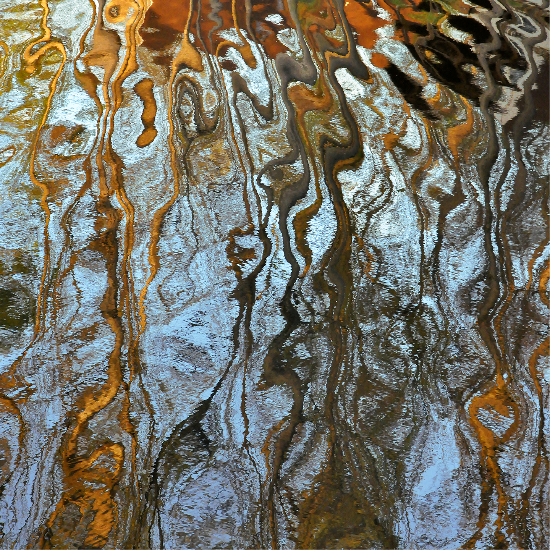 "Heritage Lake Tapestry 10, 2012 31"" x 31"""