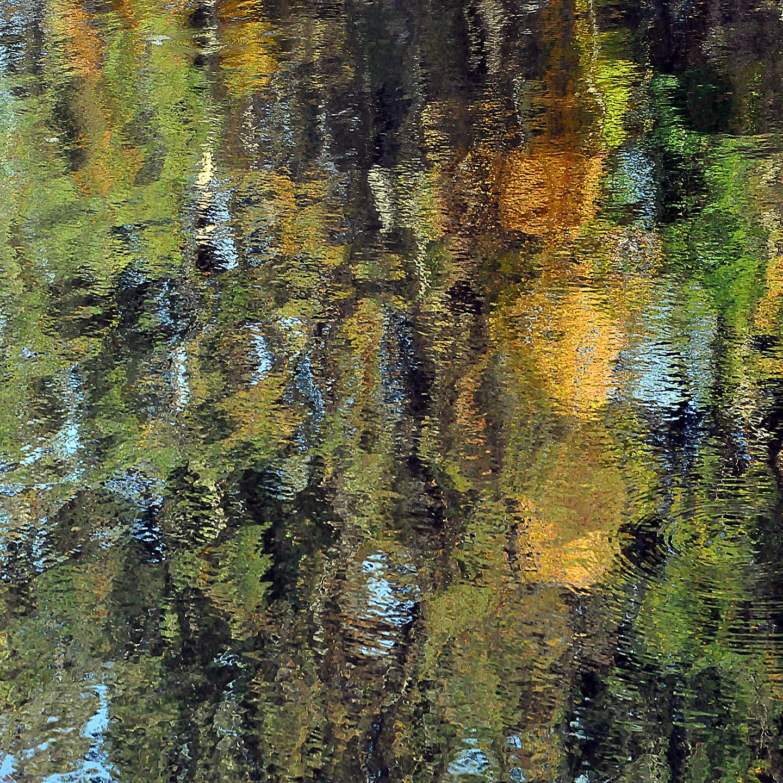"Heritage Lake Tapestry 11, 2012 31"" x 31"""