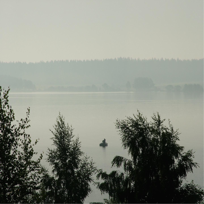 """Volga Fisherman, 2008 36"""" x 36"""""""