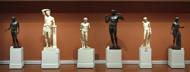 """Pushkin Museum No. 2, 2004 20"""" x 48"""""""