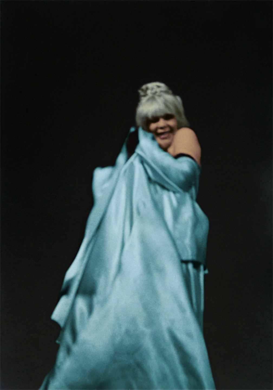 "Babette Bardot No. 2, 1968   20"" x 14"" Colorized 2005"