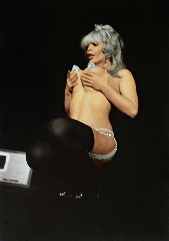 "Babette Bardot No. 11, 1968  20"" x 14"" Colorized 2005"