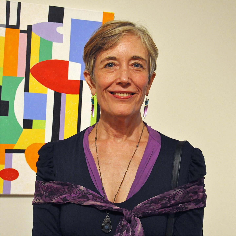 "Carole Harmel, 2013  24"" x 24"""