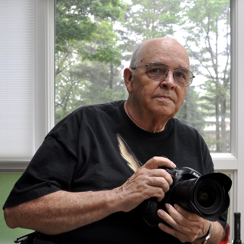 """Robert E. Handley, 2015  24"""" x 24"""""""