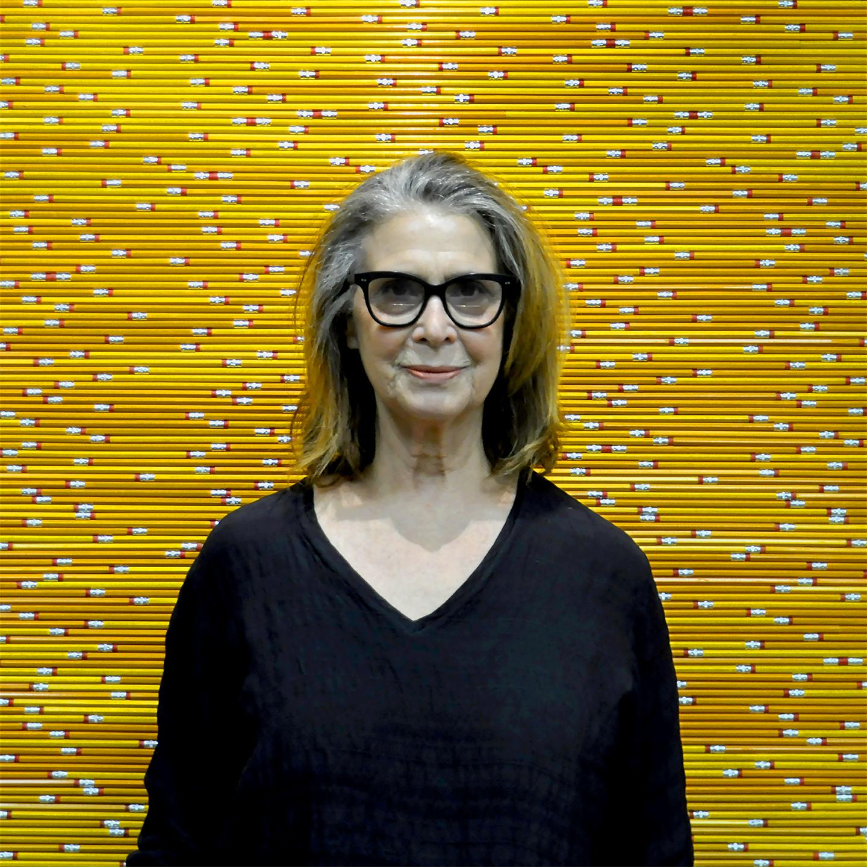 "Judith Geichman, 2016  24"" x 24"""