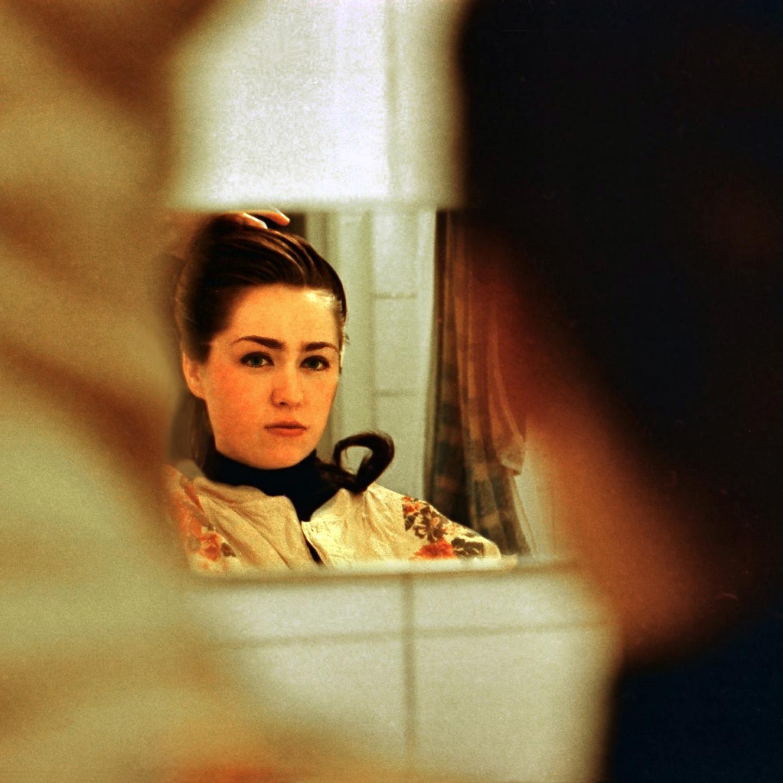"""Yulia Talman in Moscow, 1992  24"""" x 24"""""""