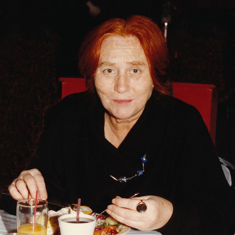 "Rosa Timchenko, 1990  24"" x 24"""