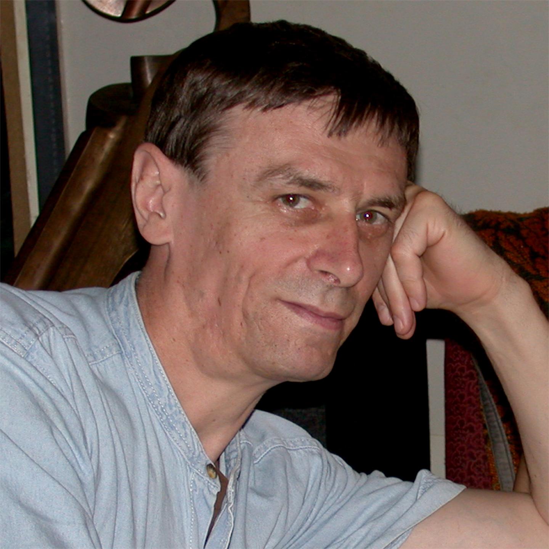 """Gennady Troshkov, 2001  24"""" x 24"""""""