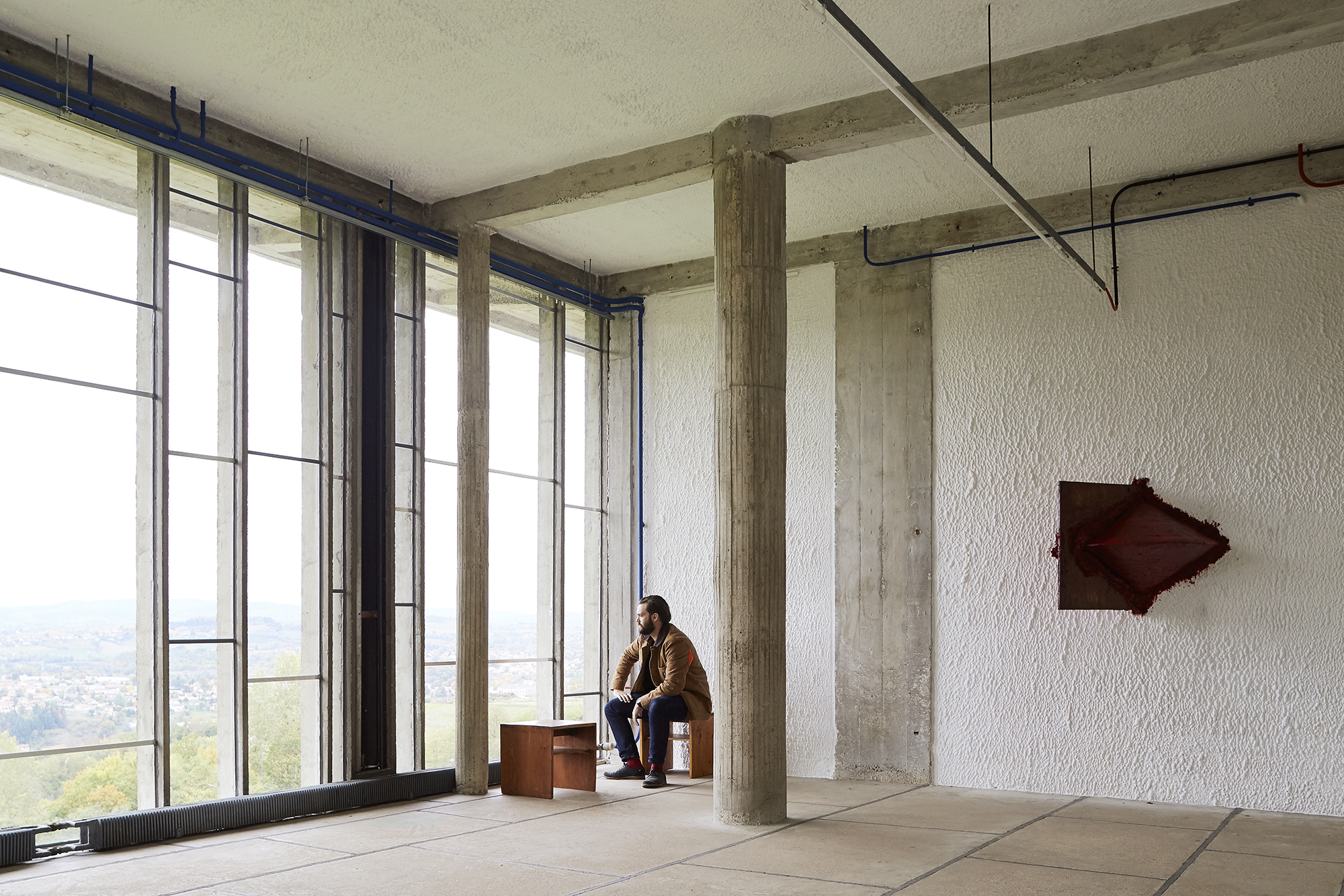 Luke A. Walker, 2015. La Tourette, Corbusier X Kapoor