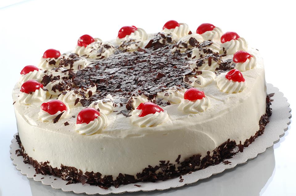 Schwarzwälder-Kirsch-Torte