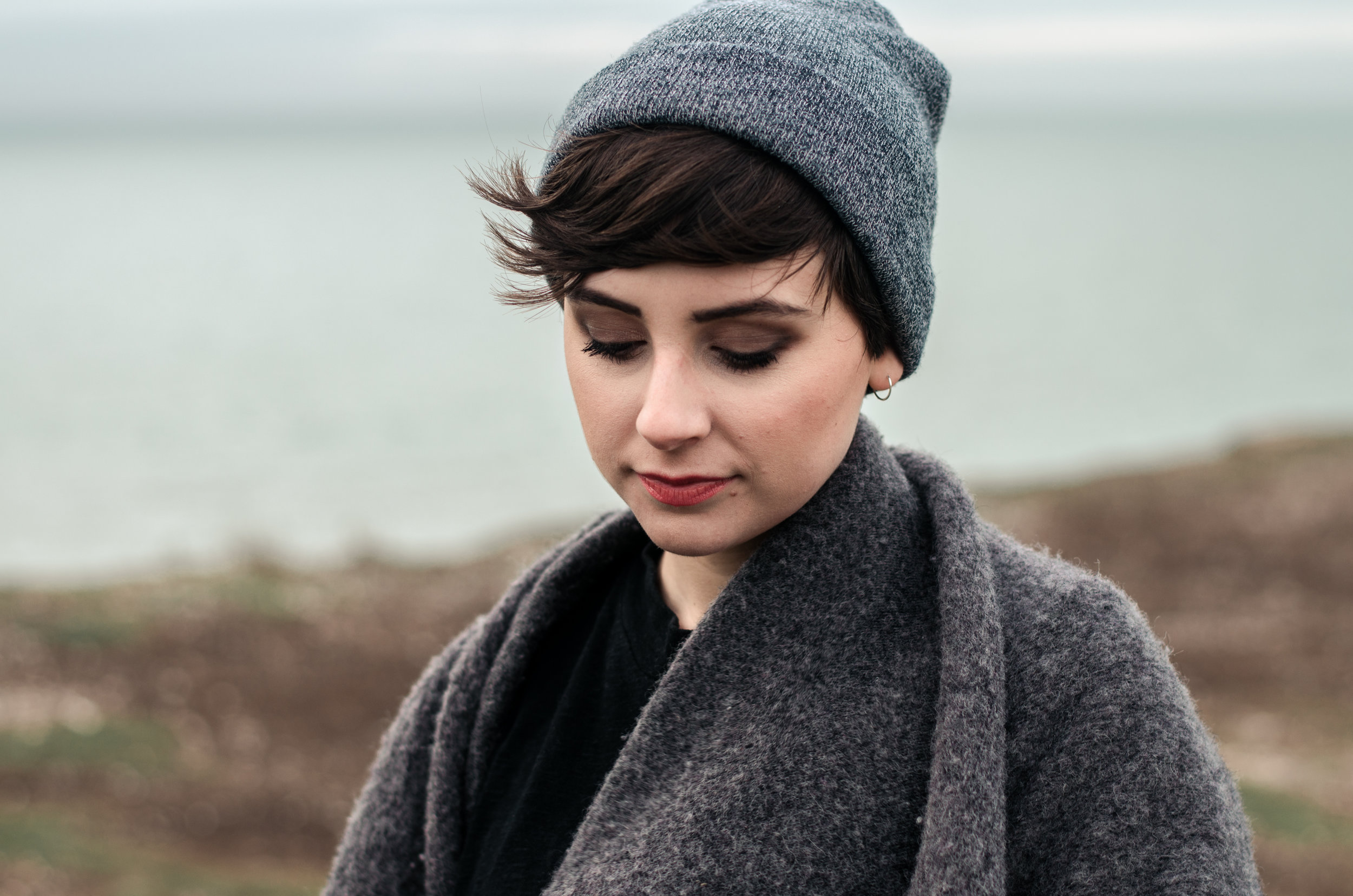 Jess - Birling Gap - Portraits - Aiste Saulyte Photography - 2017-11-9-13.jpg