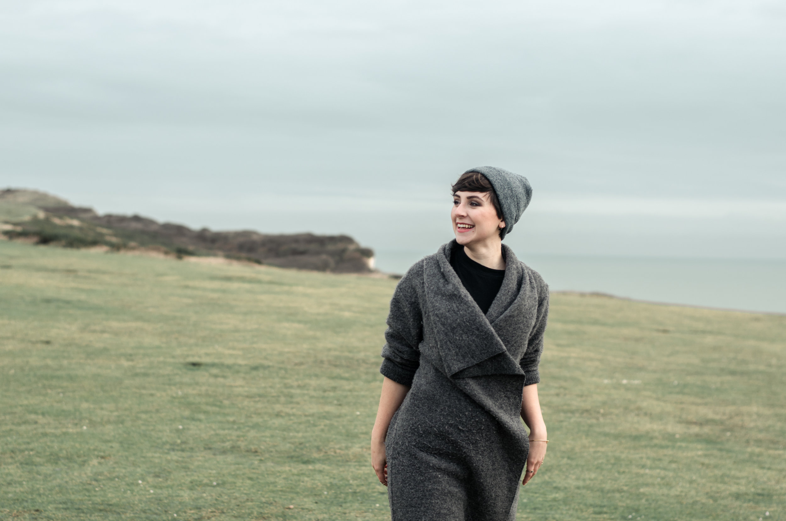 Jess - Birling Gap - Portraits - Aiste Saulyte Photography - 2017-11-9-31.jpg