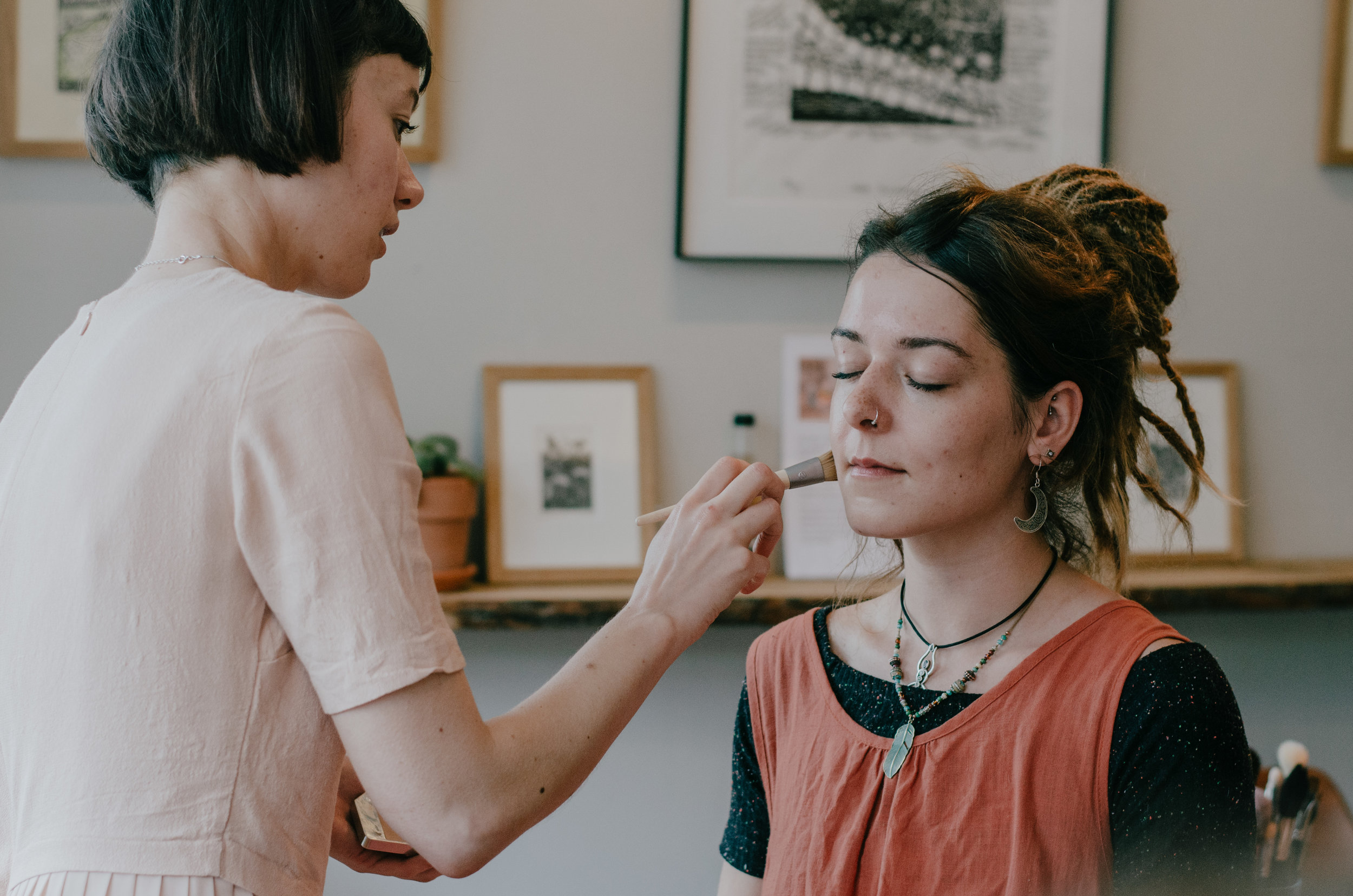 Ellie Gill - Natural Beauty Masterclass A.S.Apothecary, Lewes - Aiste Saulyte Photography-47.jpg