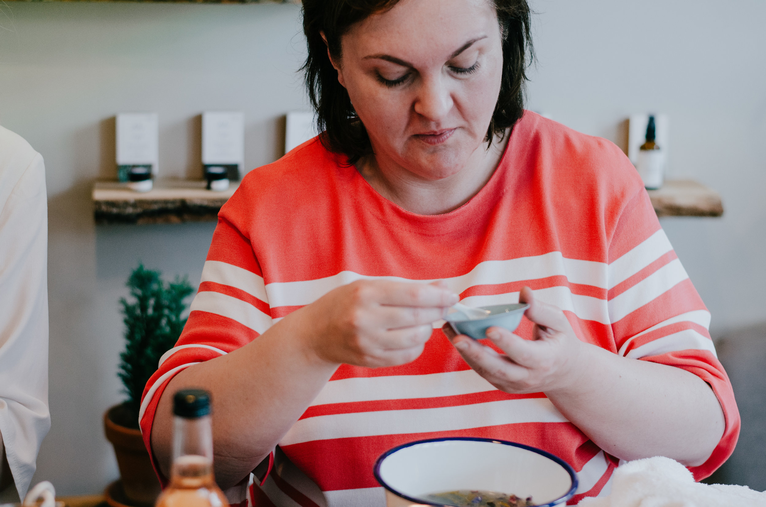 Ellie Gill - Natural Beauty Masterclass A.S.Apothecary, Lewes - Aiste Saulyte Photography-7.jpg