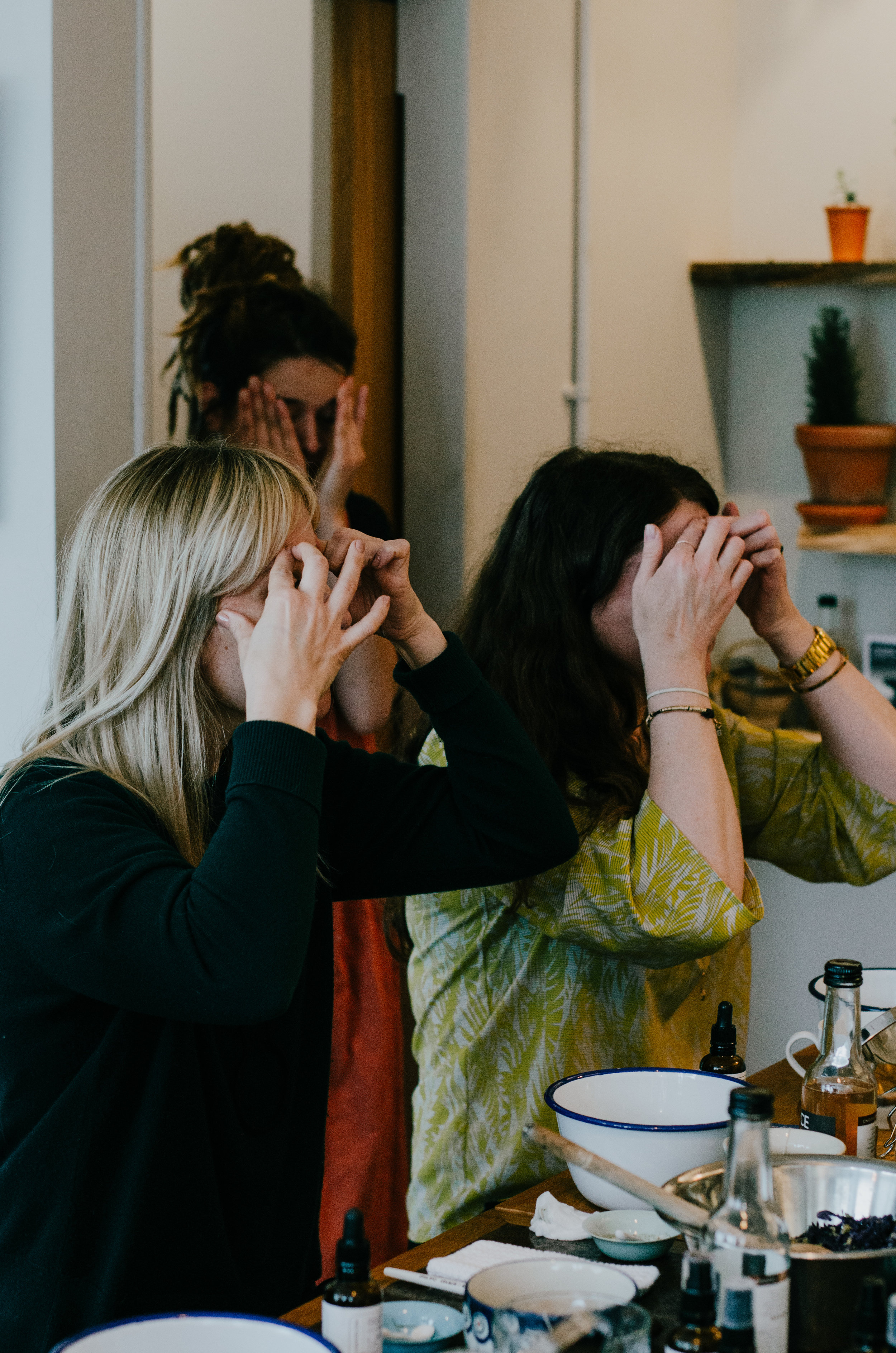 Ellie Gill - Natural Beauty Masterclass A.S.Apothecary, Lewes - Aiste Saulyte Photography-23.jpg