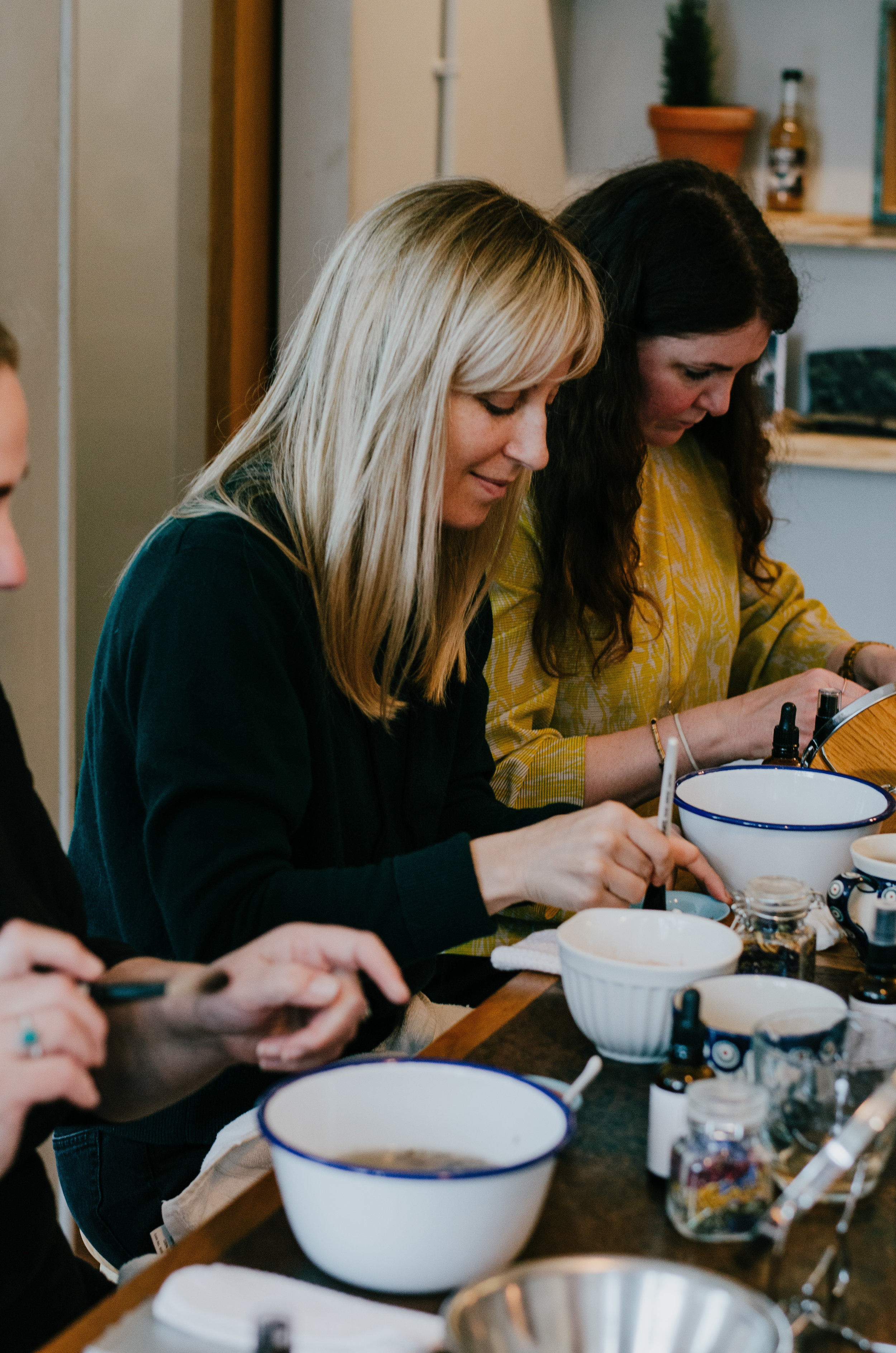 Ellie Gill - Natural Beauty Masterclass A.S.Apothecary, Lewes - Aiste Saulyte Photography-31.jpg