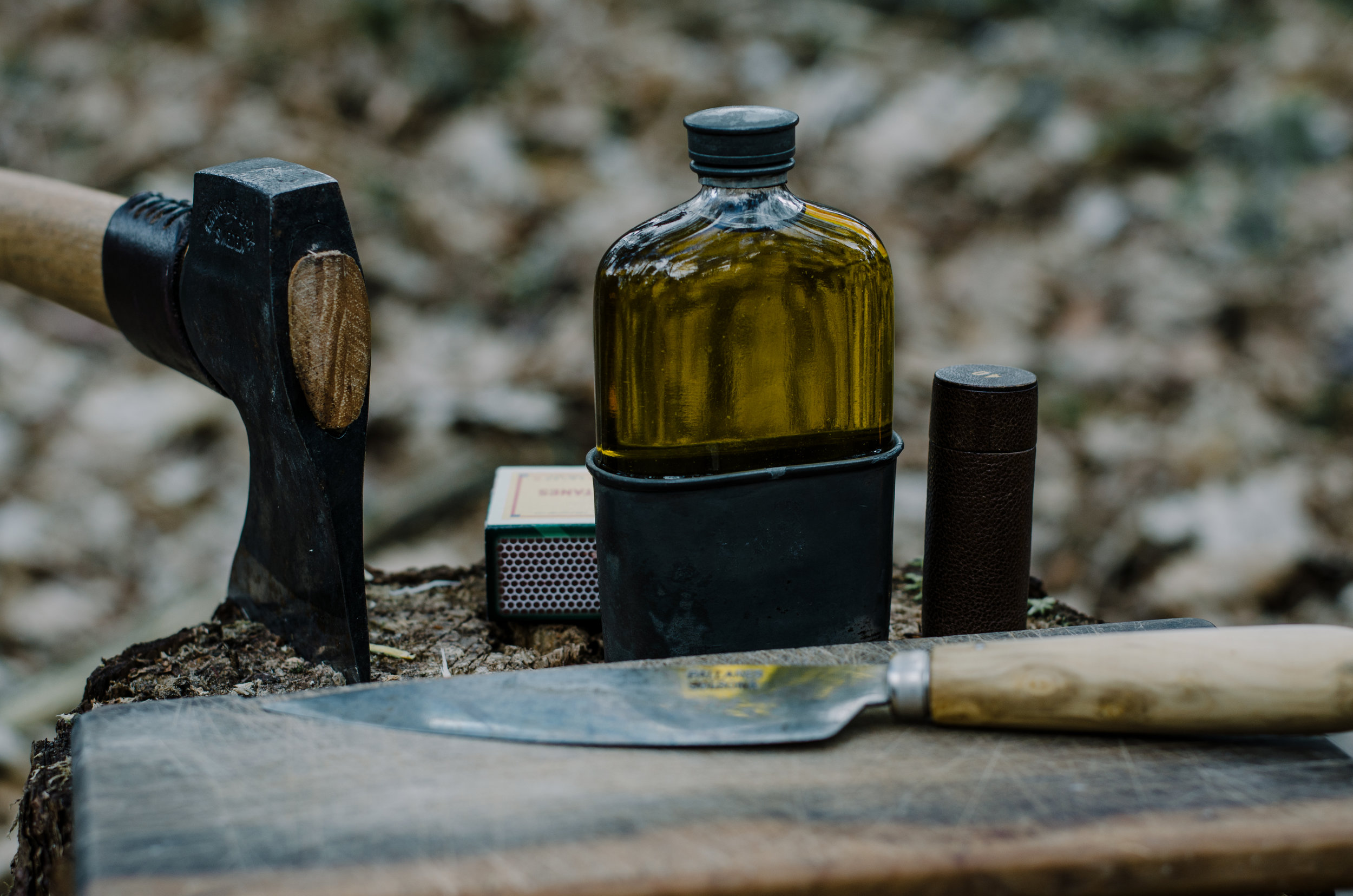 Fire & Wild- Wild Garlic & Campfire Dinner - Aiste Saulyte Photography-150.jpg